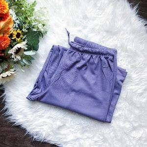 NIKE LILAC PURPLE COMFY SWEATPANTS